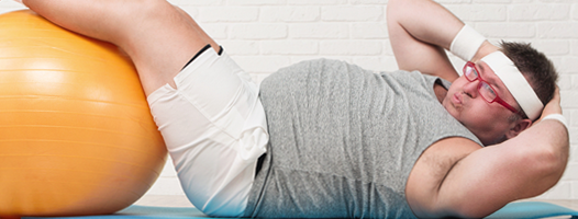 How to train when we are overweight ReduStim
